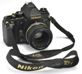 Nikon Df Gold edition DSLR camera 1