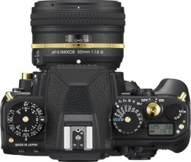 Nikon Df Gold edition DSLR camera 12