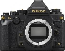 Nikon Df Gold Edition camera announced in Japan | Nikon Rumors
