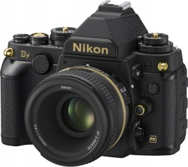 Nikon Df Gold edition DSLR camera 8