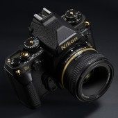 Nikon-Df-Gold-edition-camera