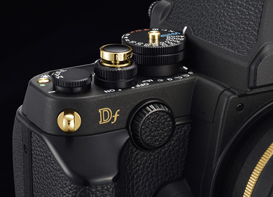 Nikon-Df-Gold-edition