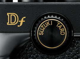 Nikon Df name engraving