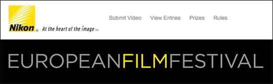 Nikon-European-Film-Festival