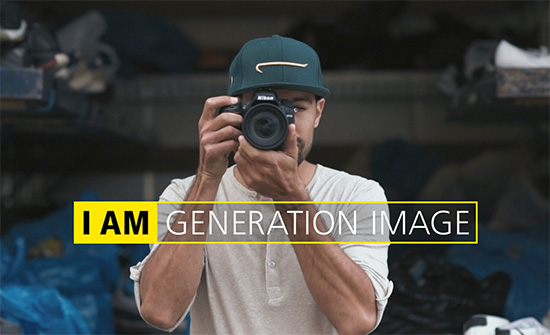 Nikon-USA-I-AM-Generation-Image-campaign