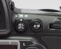 Nikon Vibration Reduction functionality when using AF-ON