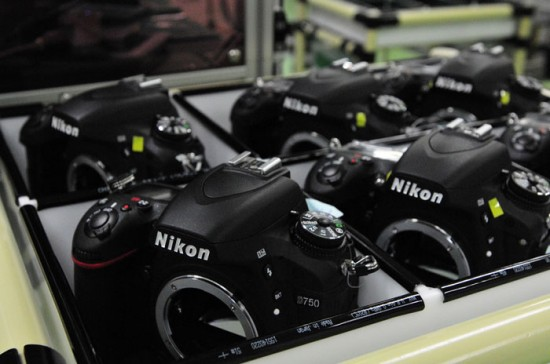 Nikon factory in Thailand 4