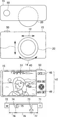 Nikon lens barrel patent