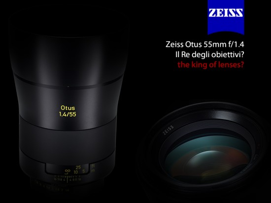 Zeiss 55mm f:1.4 Otus Distagon T lens review