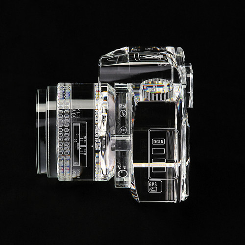 Crystal Replica SLR Camera Nikon