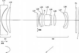 Nikon 28-80mm f:3.5-5.6 VR lens patent
