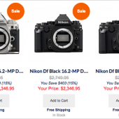 Nikon-Df-camera-sale
