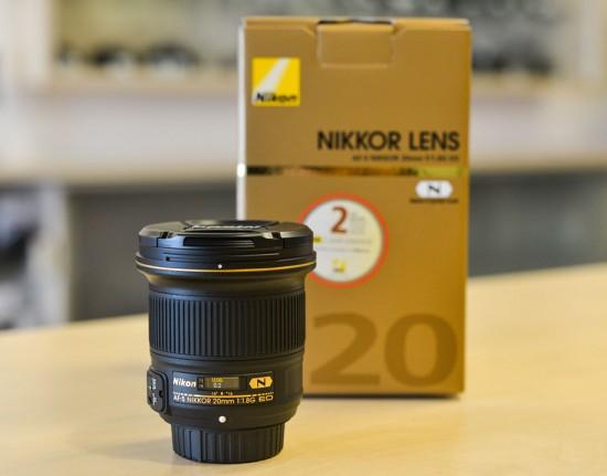 Nikon-Nikkor-20mm-f1.8G-ED-lens