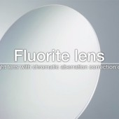 Nikon-fluorite-lens