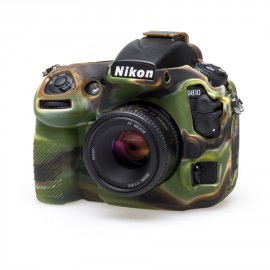 easyCover Nikon D810 camouflage camera front 2
