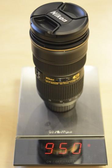 Nikkor 300mm f-4E PF ED VR lens 12