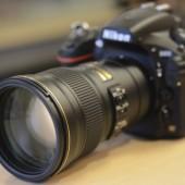 Nikkor 300mm f-4E PF ED VR lens 8