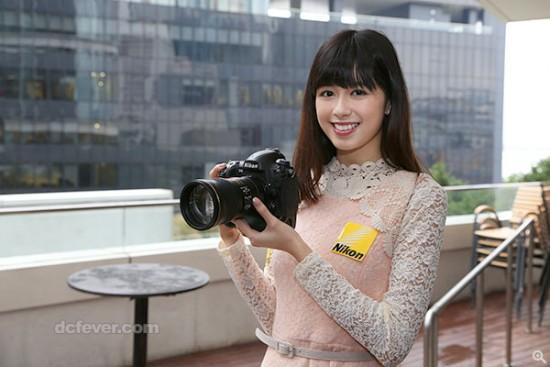 Nikon 300mm f:4E PF ED VR lens