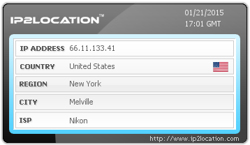 Nikon 66.11.133.41 IP address