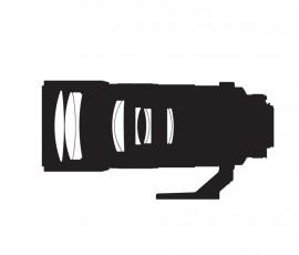 Nikon AF-S Nikkor 300mm f:4D IF-ED lens design