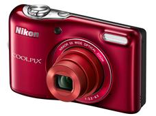 Nikon COOLPIX L31 camera