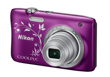 Nikon Coolpix S2900 camera