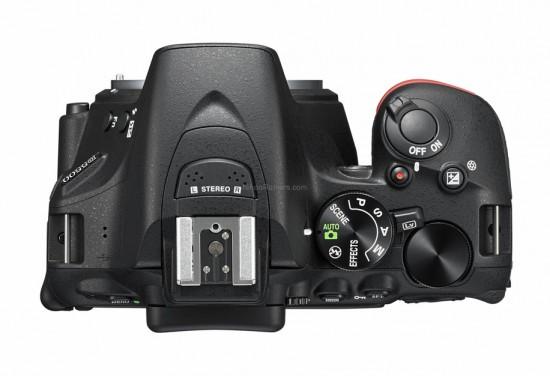 Nikon D5500 DSLR camera 10