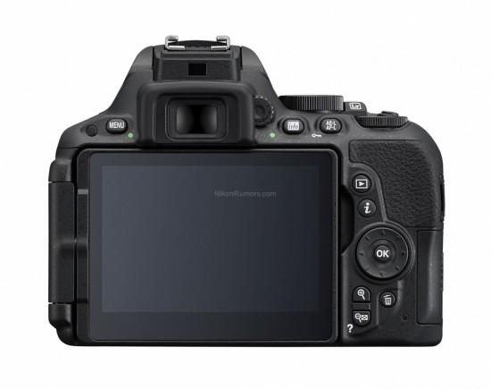 Nikon D5500 DSLR camera 13