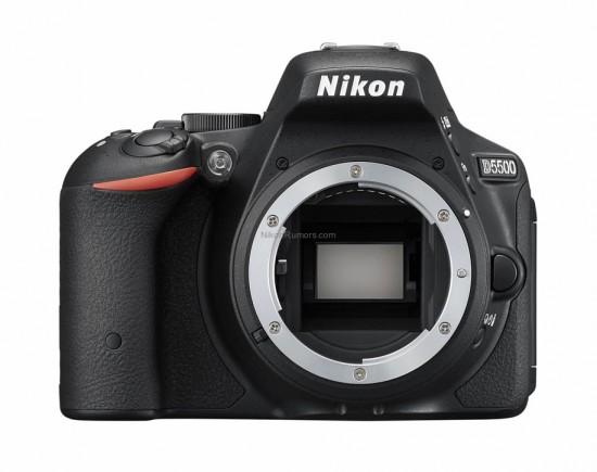 Nikon D5500 DSLR camera 9