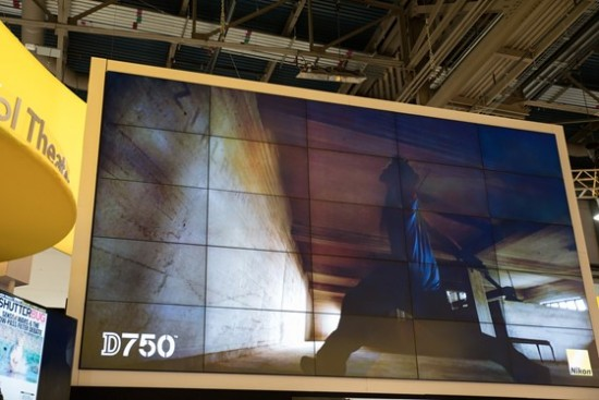 Nikon booth at CES 2015-10