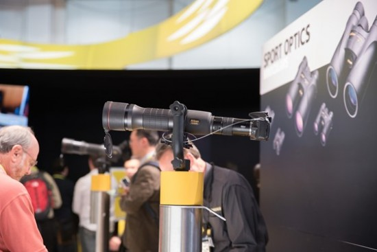 Nikon booth at CES 2015-4