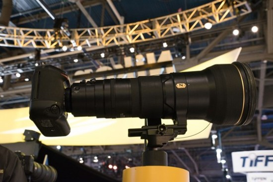 Nikon booth at CES 2015-8
