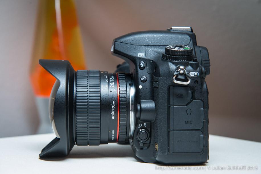 Rokinon Samyang Walimex 12mm F 2 8 Fish Eye Lens Review