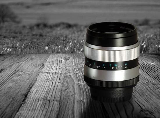 Figmentum 35mm f2.0 lens