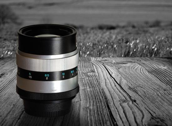 Figmentum 85mm f:2.0 lens