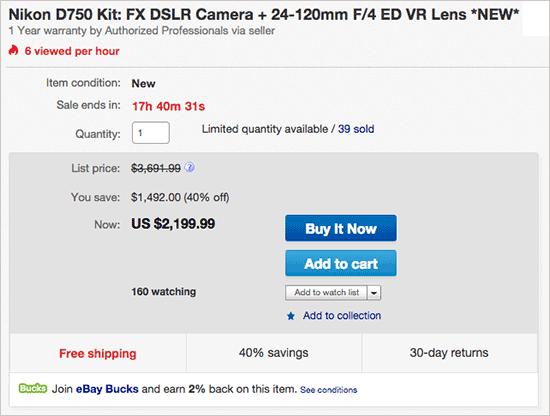 Nikon-D750-kit-sale