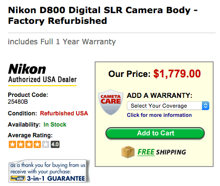 Nikon-D800-refurbished-deal