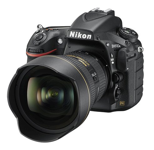 Nikon D810a DSLR camera for astrophotography 5