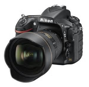 Nikon D810a DSLR
