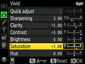 Nikon Picture Controls and Picture Control Utility 2 software