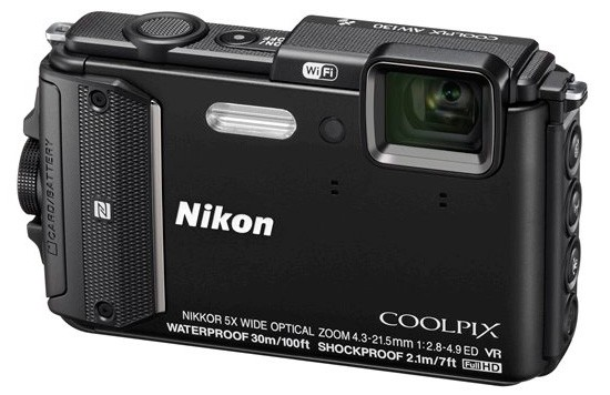 Nikon Coolpix AW130, S33, P610, S9900, S7000, L840 and L340