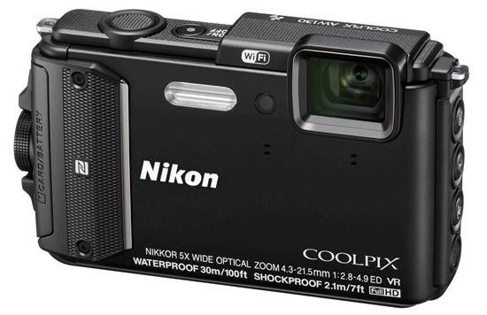 Nikon-Rugged-COOLPIX-AW130-camera