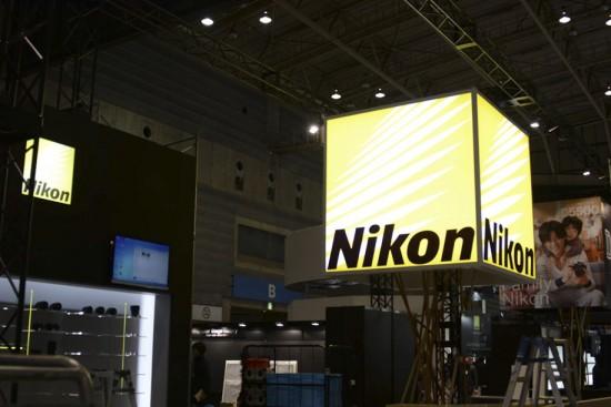Nikon booth 2015 CP+ show Japan 12