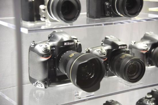 Nikon booth 2015 CP+ show Japan 2