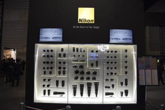 Nikon booth 2015 CP+ show Japan 3