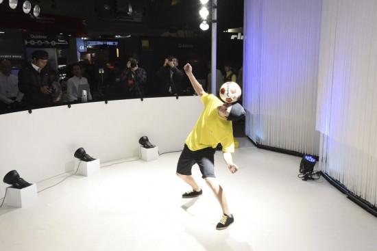 Nikon booth 2015 CP+ show Japan 4