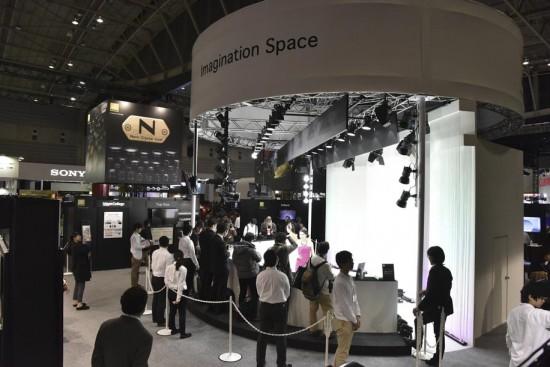 Nikon booth 2015 CP+ show Japan 5