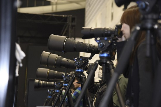 Nikon booth 2015 CP+ show Japan 7