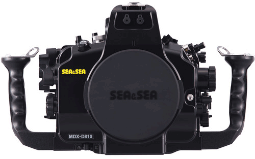 Sea&Sea-MDX-D810-Underwater-Housing-for-Nikon-D810