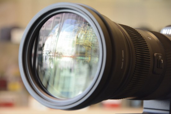 Sigma 150-600mm f-5-6.3 DG OS HSM Sports lens for Nikon 11